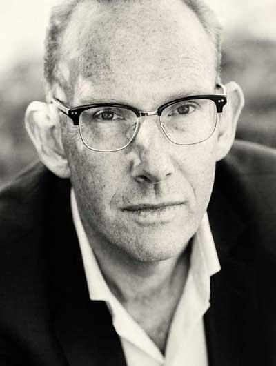 Portretfoto van Martin Hendriksma door Janita Sassen